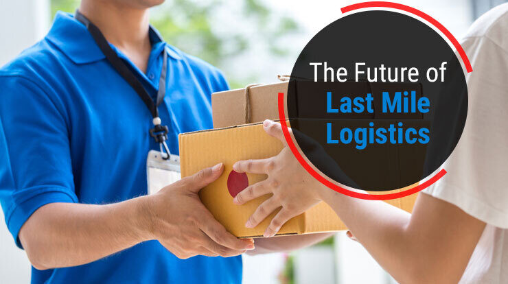 Last Mile Logistics SoftAge